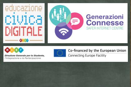 logo - generazioni connesse - educazione civica digitale