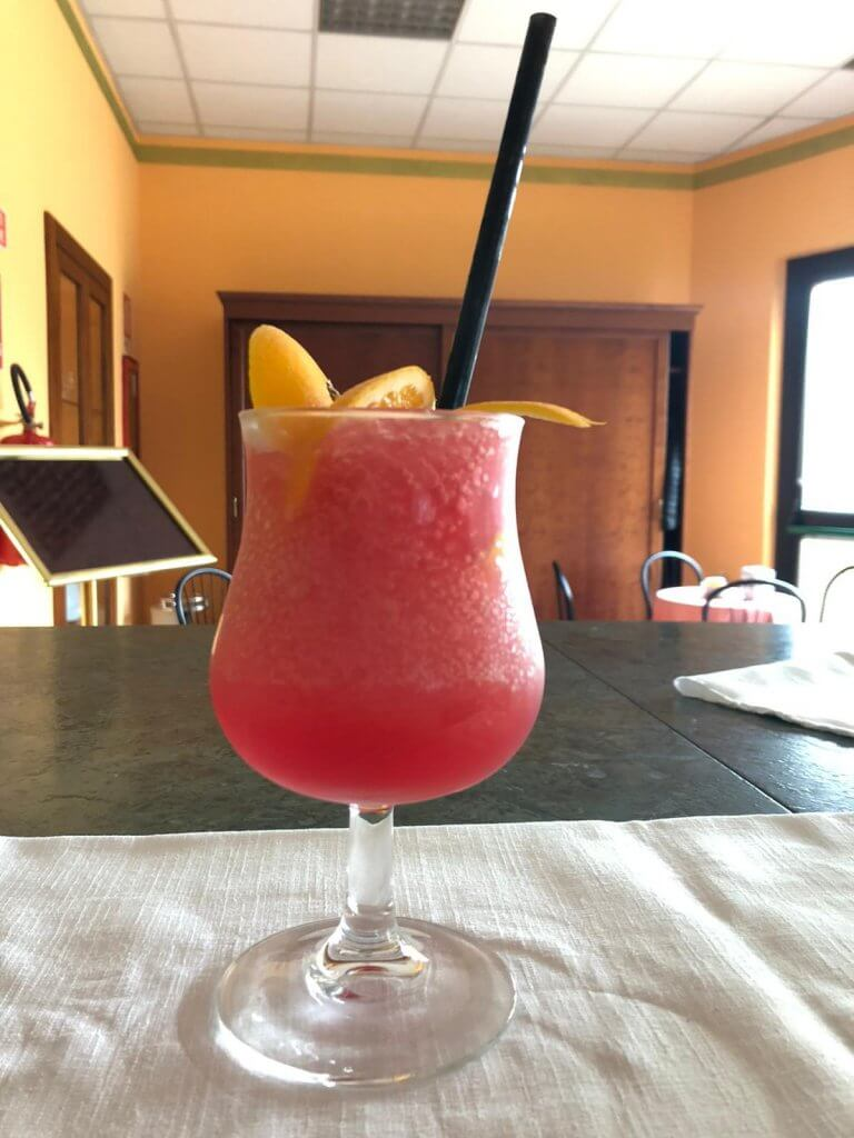 strwberry daiquiri