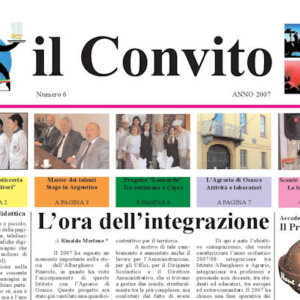Il Convito giornale di istituto