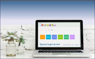home page di spazioprever